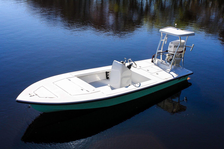Bay Craft Boats | Flats Boats | Skiffs | Shallow Water Flats